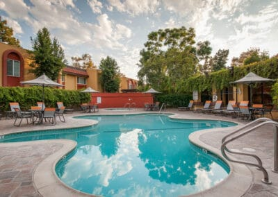 Bellflower apartments with swimming pool
